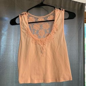 Wet Seal cropped tank top